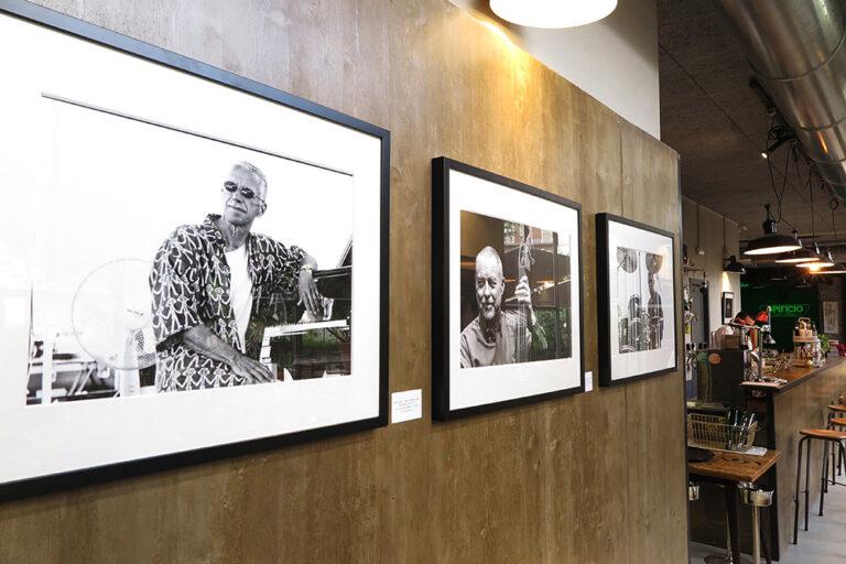 """""""We Want Miles"""" mostra fotografica di Umberto Germinale"""